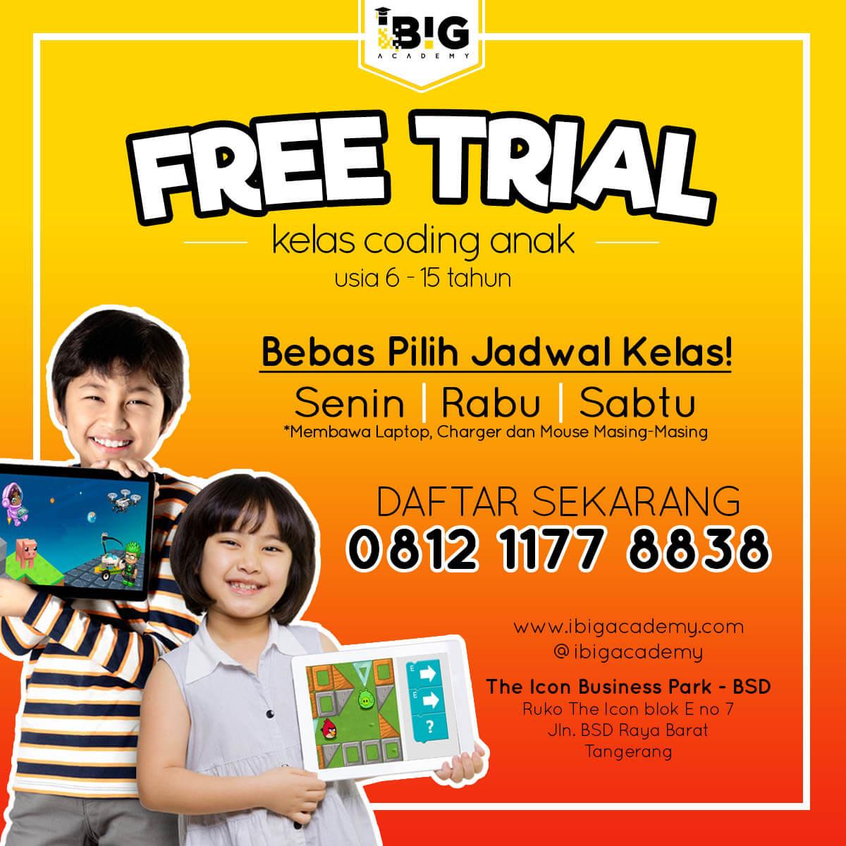 Kelas Free Trial