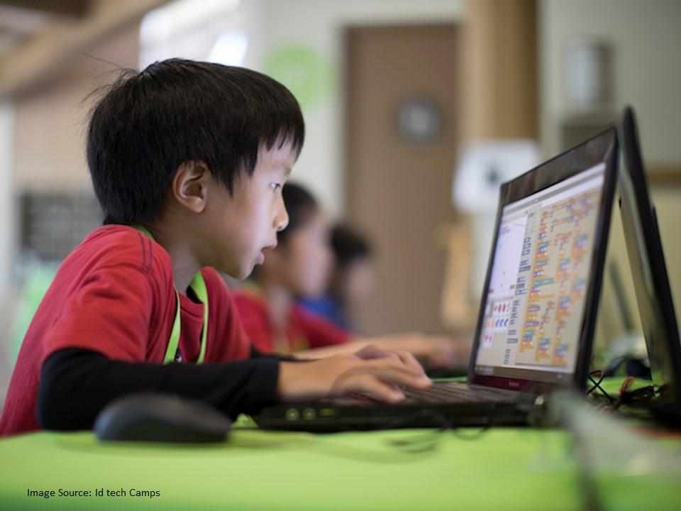 Belajar Programming Sejak Anak Usia Dini