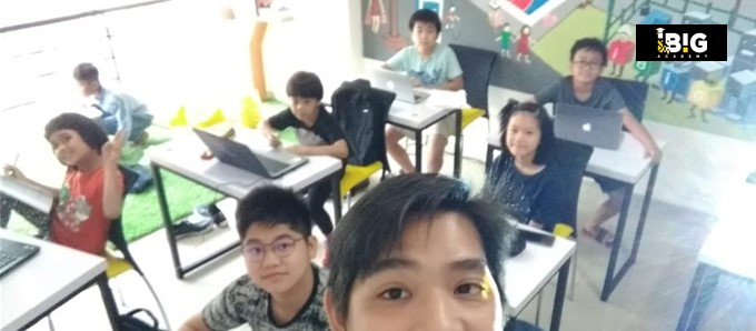 Meningkatkan Kecerdasan Otak Anak di Kelas Coding Anak